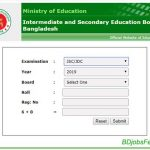 JSC Exam Result 2019 - www.educationboardresults.gov.bd