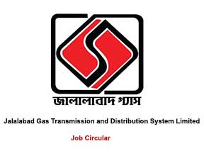 Jalalabad Gas Transmission and Distribution System Job Circular
