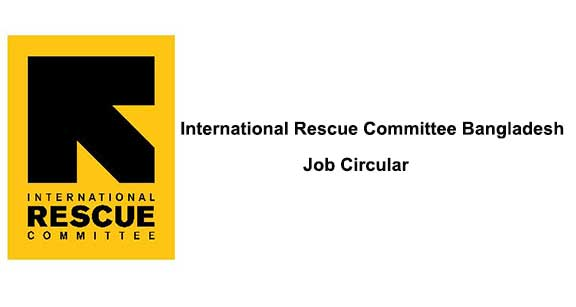 International Rescue Committee Bangladesh Job Circular