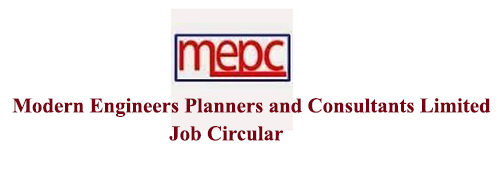 Modern Engineers Planners and Consultants Limited Job Circular 2020