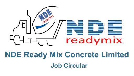 NDE Ready Mix Concrete Limited Job Circular
