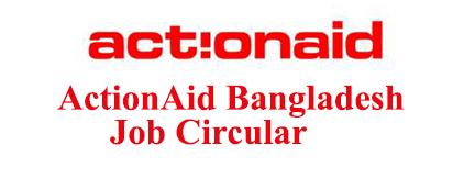 ActionAid Bangladesh Job Circular 2020