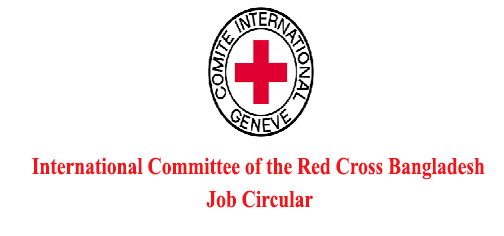 International Committee of the Red Cross Job Circular 2020