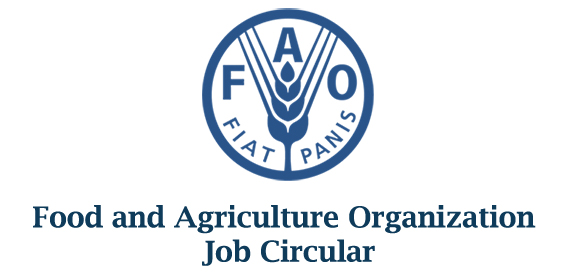 Food and Agriculture Organization (FAO) Bangladesh Job Circular